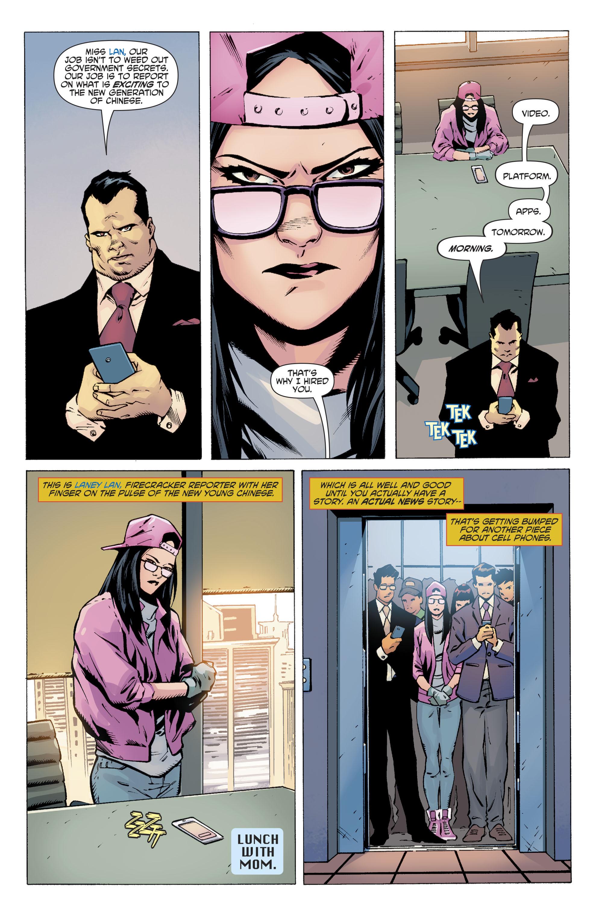 Nouveau super-homme (2016-): Chapter 19 - Page Nouveau super-homme (2016-)