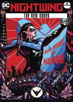 Nightwing: The New Order (2017-)