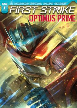 Optimus Prime: First Strike (2017)