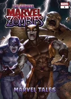 Original Marvel Zombies: Marvel Tales (2020)