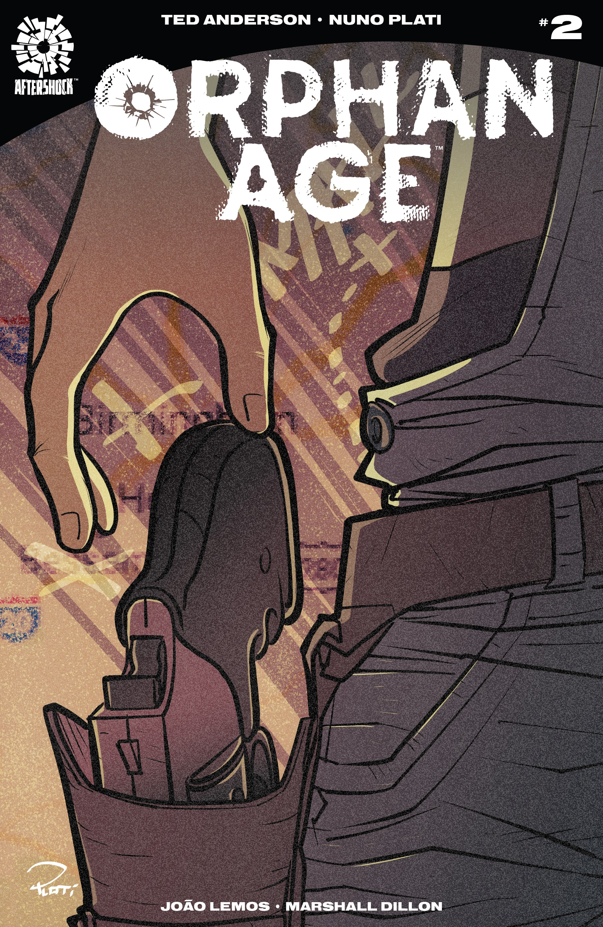Orphan Age (2019-): Chapter 2 - Page 1