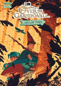 Manga Read Online Free Over The Garden Wall Hollow Town 2018