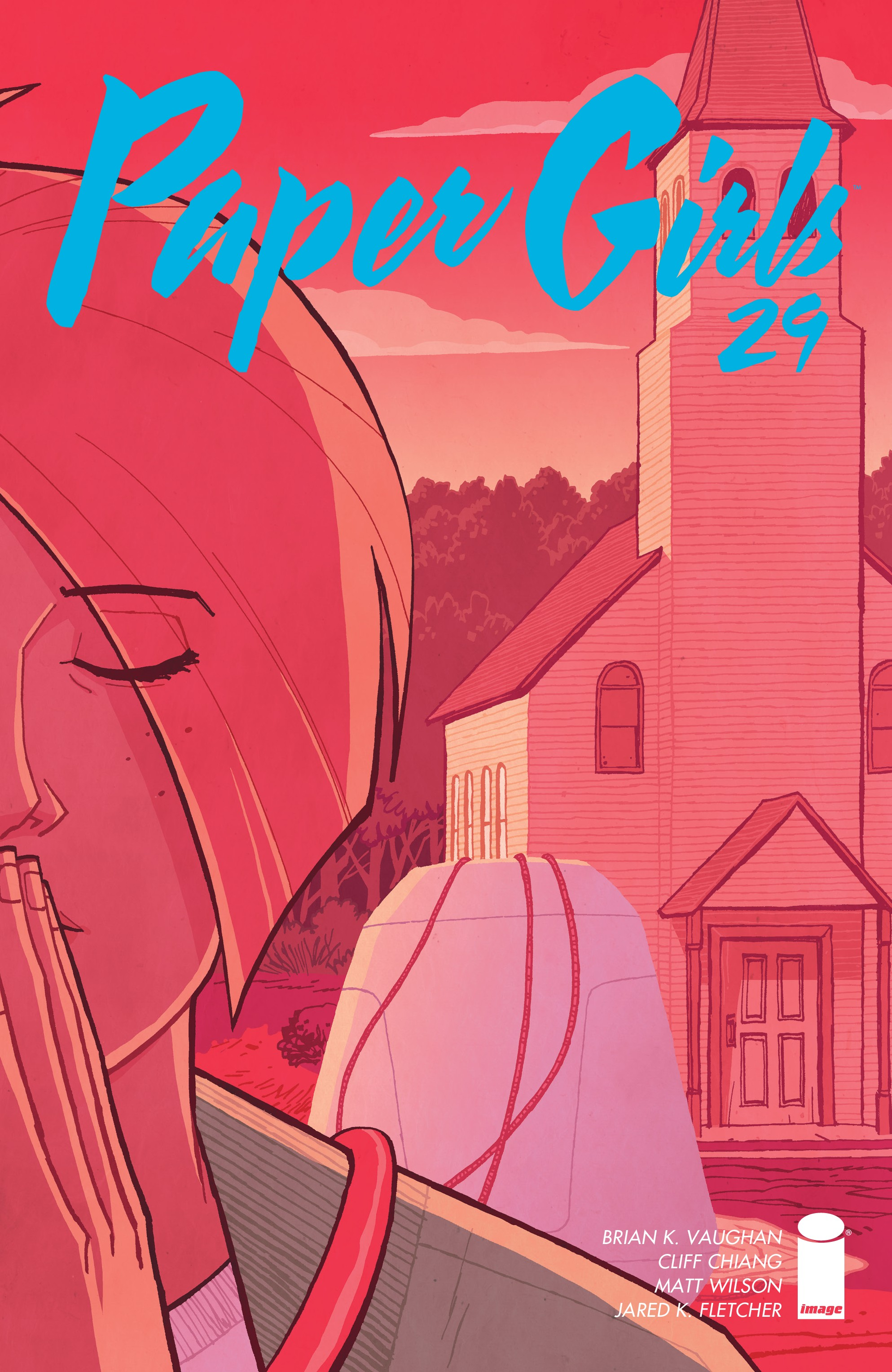 Paper Girls (2015-): Chapter 29 - Page 1