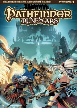 探路者:Runescars(2017)