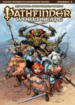 Pathfinder: Worldscape (2016-)