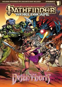 Pathfinder: Worldscape - Dejah Thoris (2018)