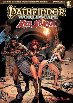 Pathfinder: Worldscape - Red Sonja (2017)