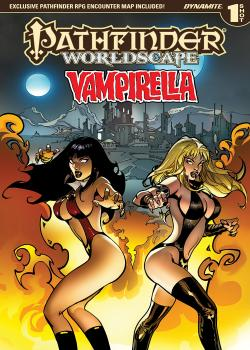 Pathfinder: Worldscape - Vampirella (2018)