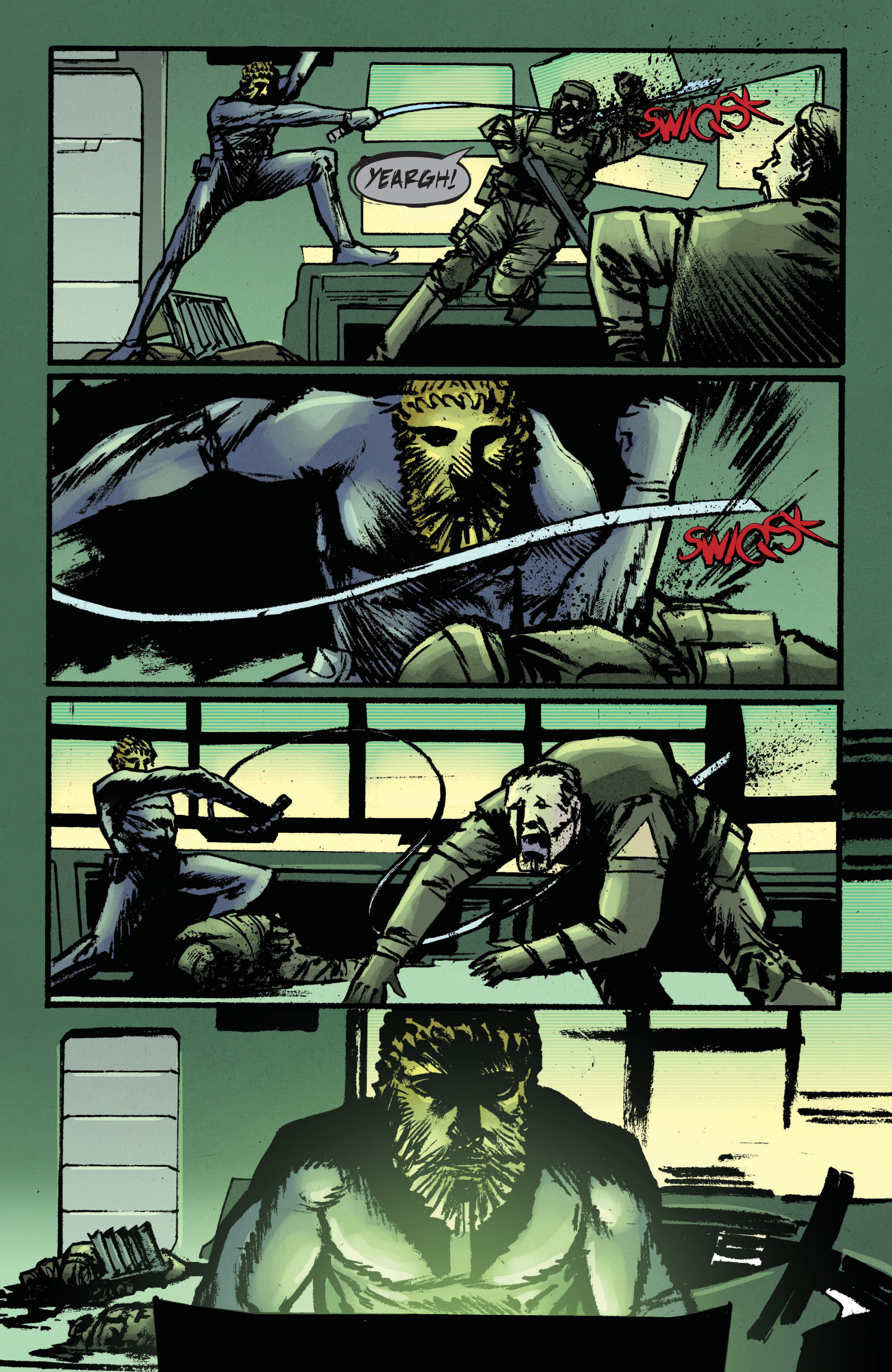 Pierce Brown's Red Rising: Son Of Ares Chapter 6 - Page 11