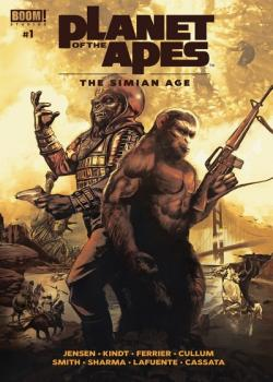 Planet of the Apes: The Simian Age (2018-)