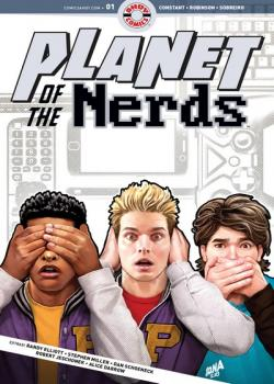 Planet Of The Nerds (2019-)