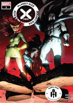 Planet-Size X-Men (2021-)