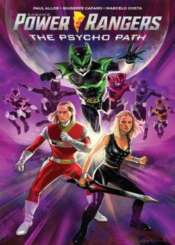 Power Rangers: The Psycho Path (2019)