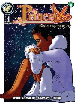 Princeless: Book 7: Find Yourself (2018-)