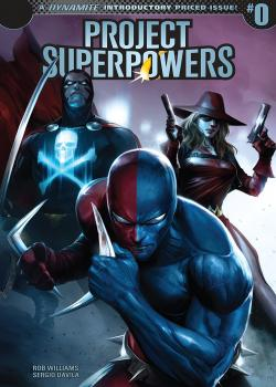 Project: Superpowers Vol. 2 (2018-)