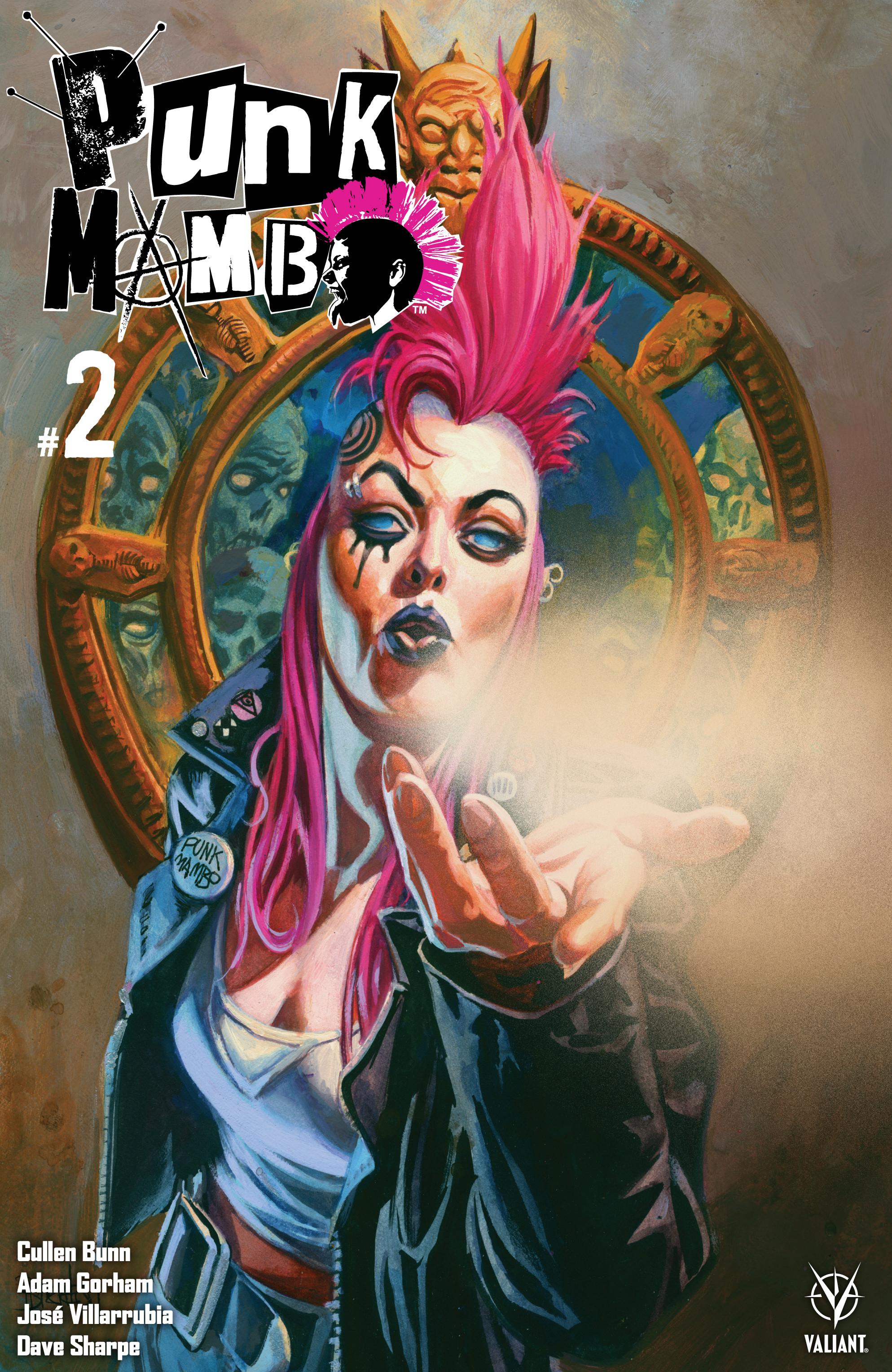 Punk Mambo (2019-): Chapter 2 - Page 1