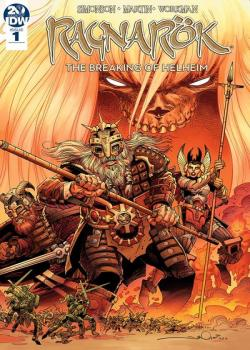 Ragnarok: The Breaking of Helheim (2019-)