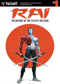 Rai: The History of the Valiant Universe