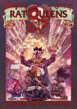 Rat Queens Special: Neon Static (2018-)