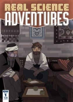 Real Science Adventures: The Nicodemus Job (2018-)