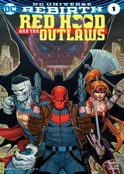 Red Hood and the Outlaws (2016-)