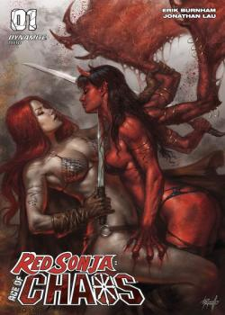 Red Sonja: Age of Chaos (2020-)