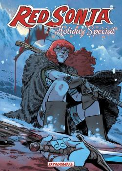 Red Sonja: Holiday Special (2018)
