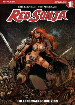 Red Sonja: The Long Walk To Oblivion (2017)