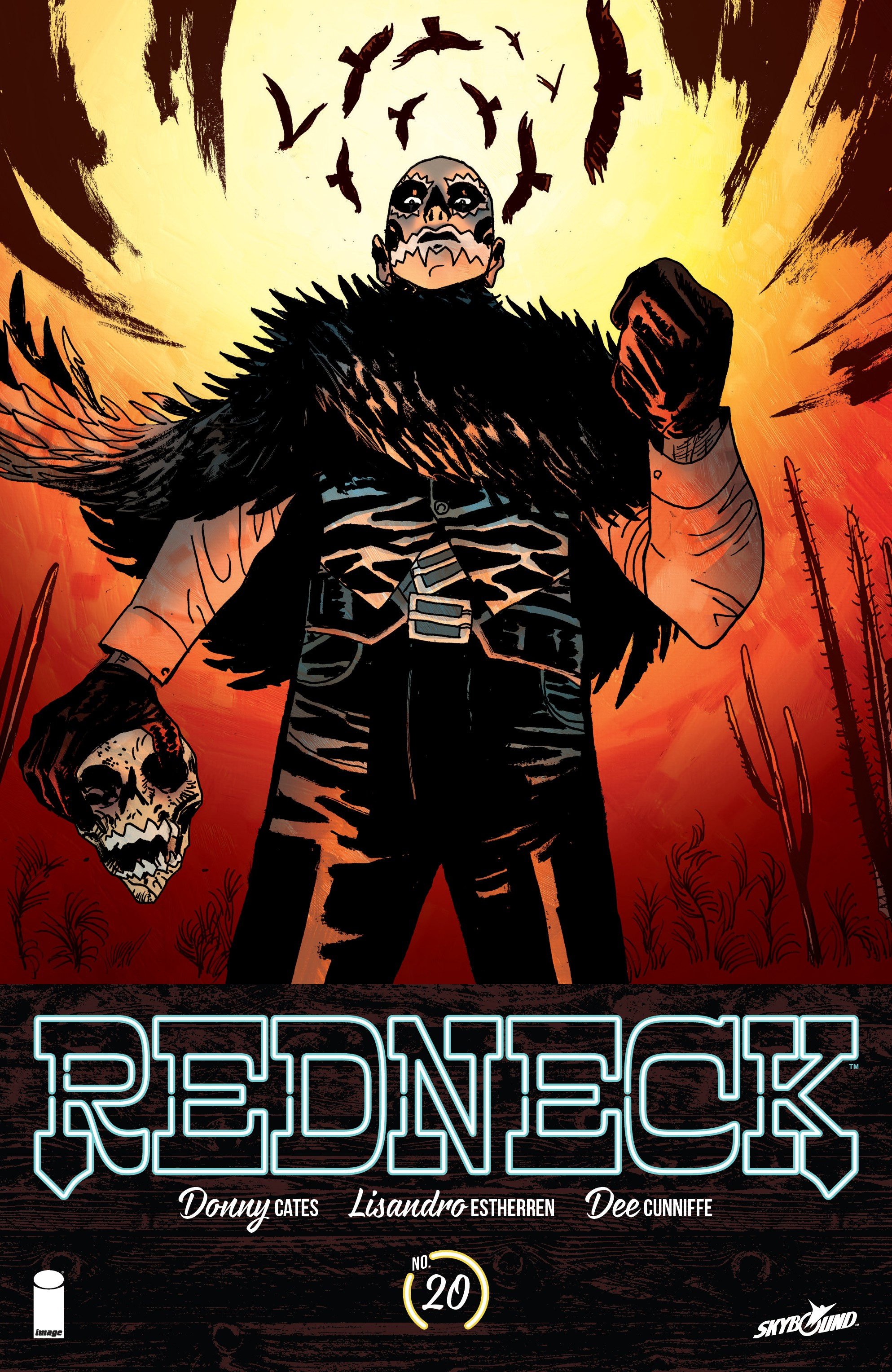 Redneck (2017): Chapter 20 - Page 1