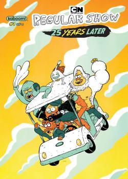 定期秀:25年后(2018-)