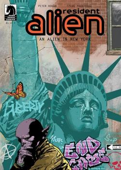 Resident Alien: An Alien in New York (2018-)