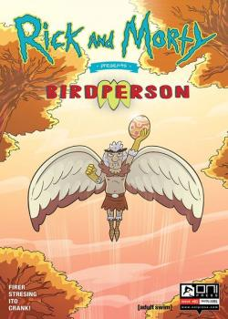 Rick and Morty Presents: Birdperson (2020)