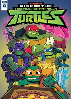 Rise Of The Teenage Mutant Ninja Turtles (2018-)