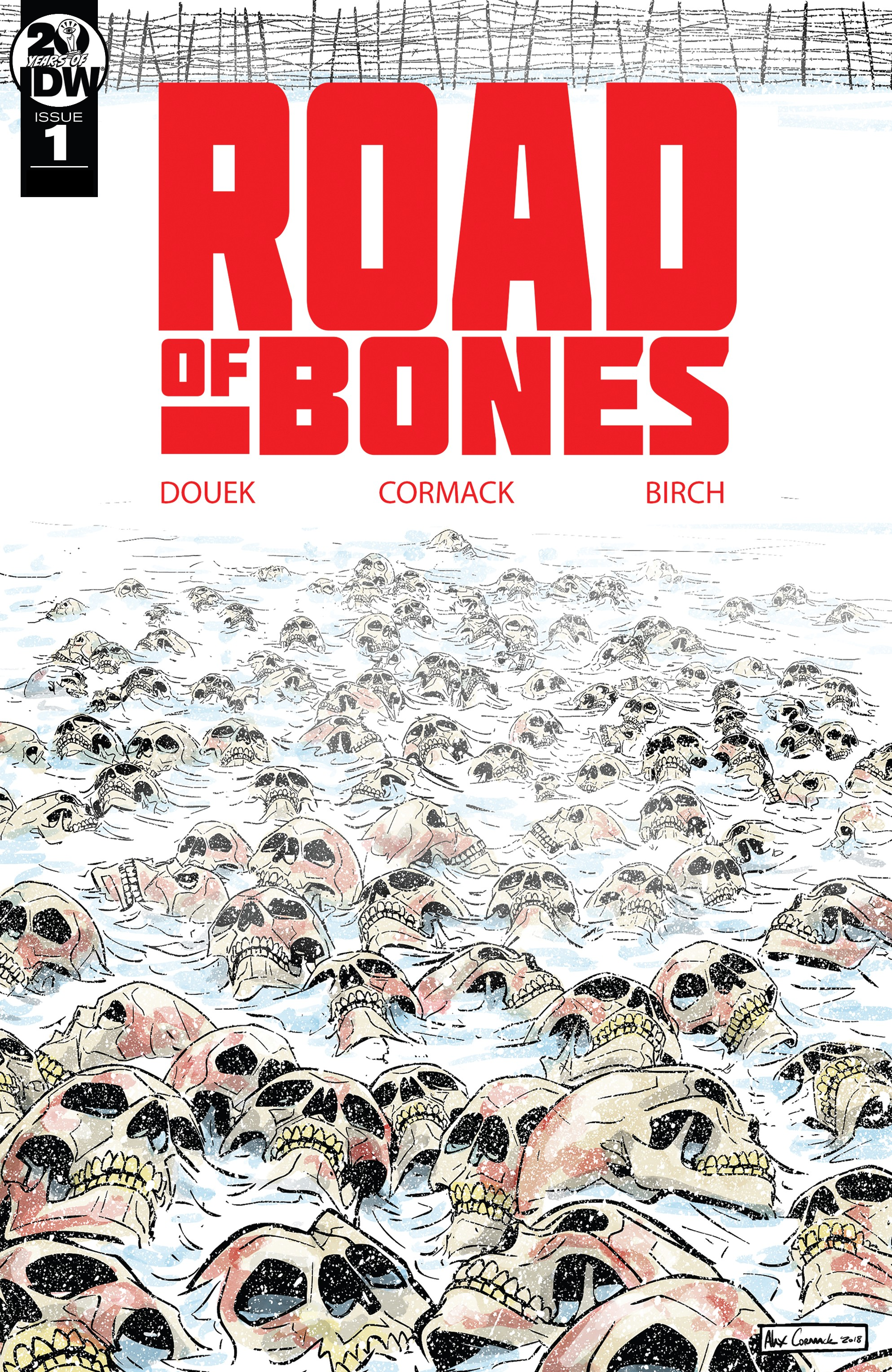 Road Of Bones (2019-): Chapter 1 - Page 1