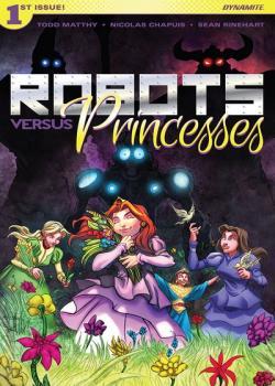 Robots Vs. Princesses (2018-)