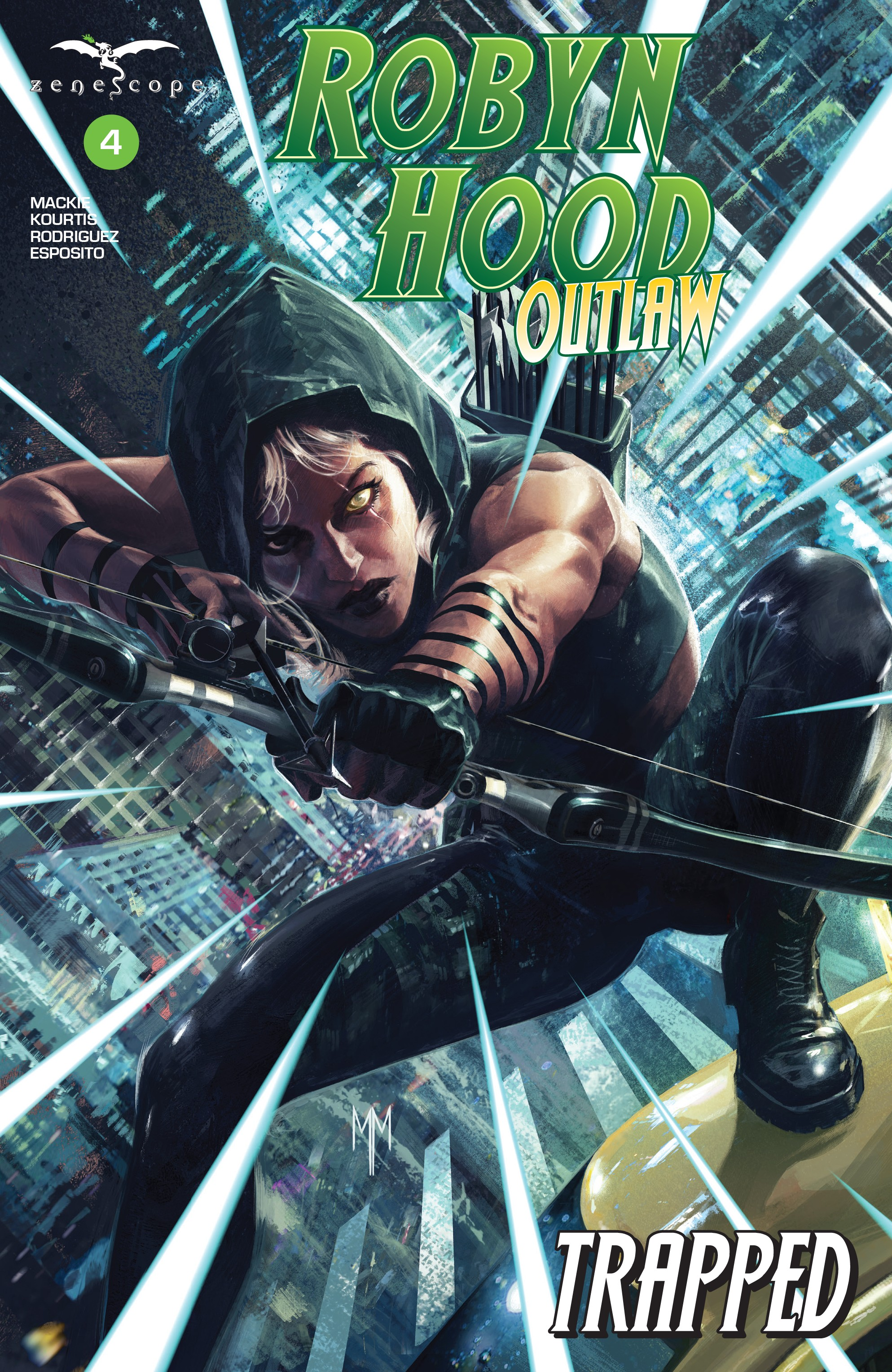Robyn Hood: Outlaw (2019-): Chapter 4 - Page 1
