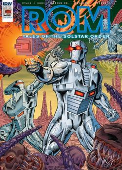 ROM: Tales of the Solstar Order (Special Edition) (2018)
