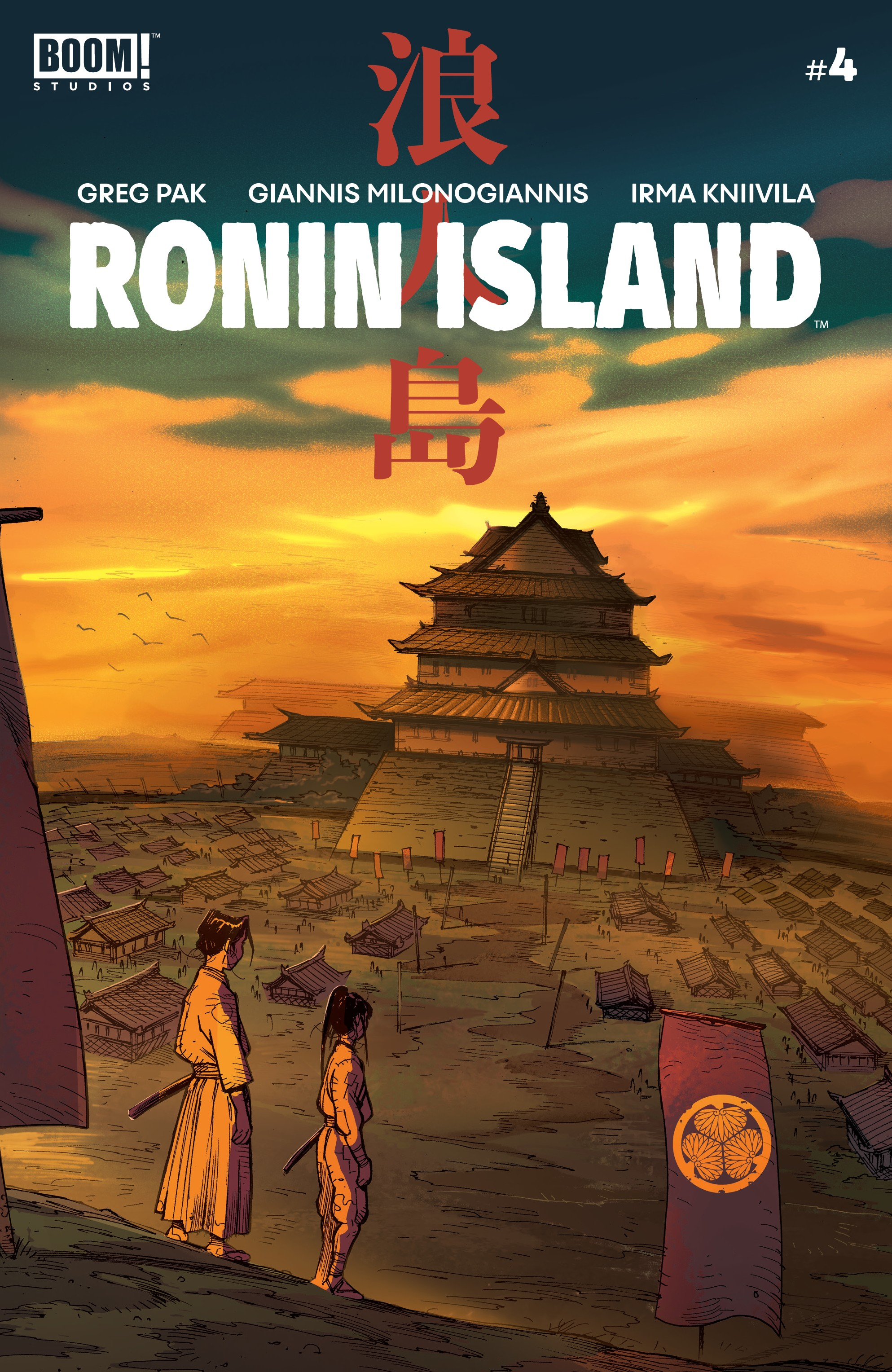 Ronin Island (2019-): Chapter 4 - Page 1
