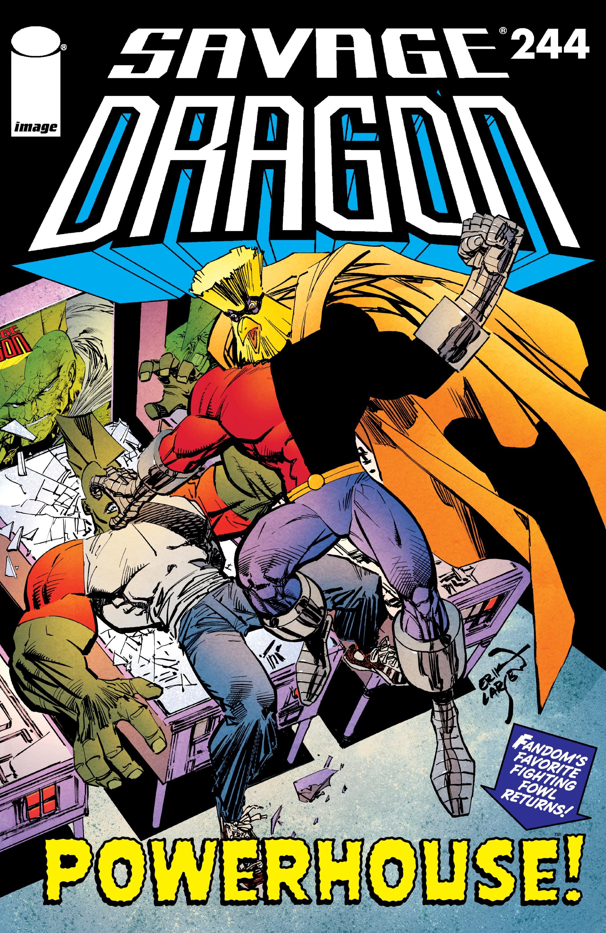 Savage Dragon (1993-): Chapter 244 - Page 1