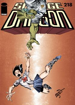 Savage Dragon (1993-)