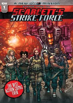 Scarlett's Strike Force (2017)