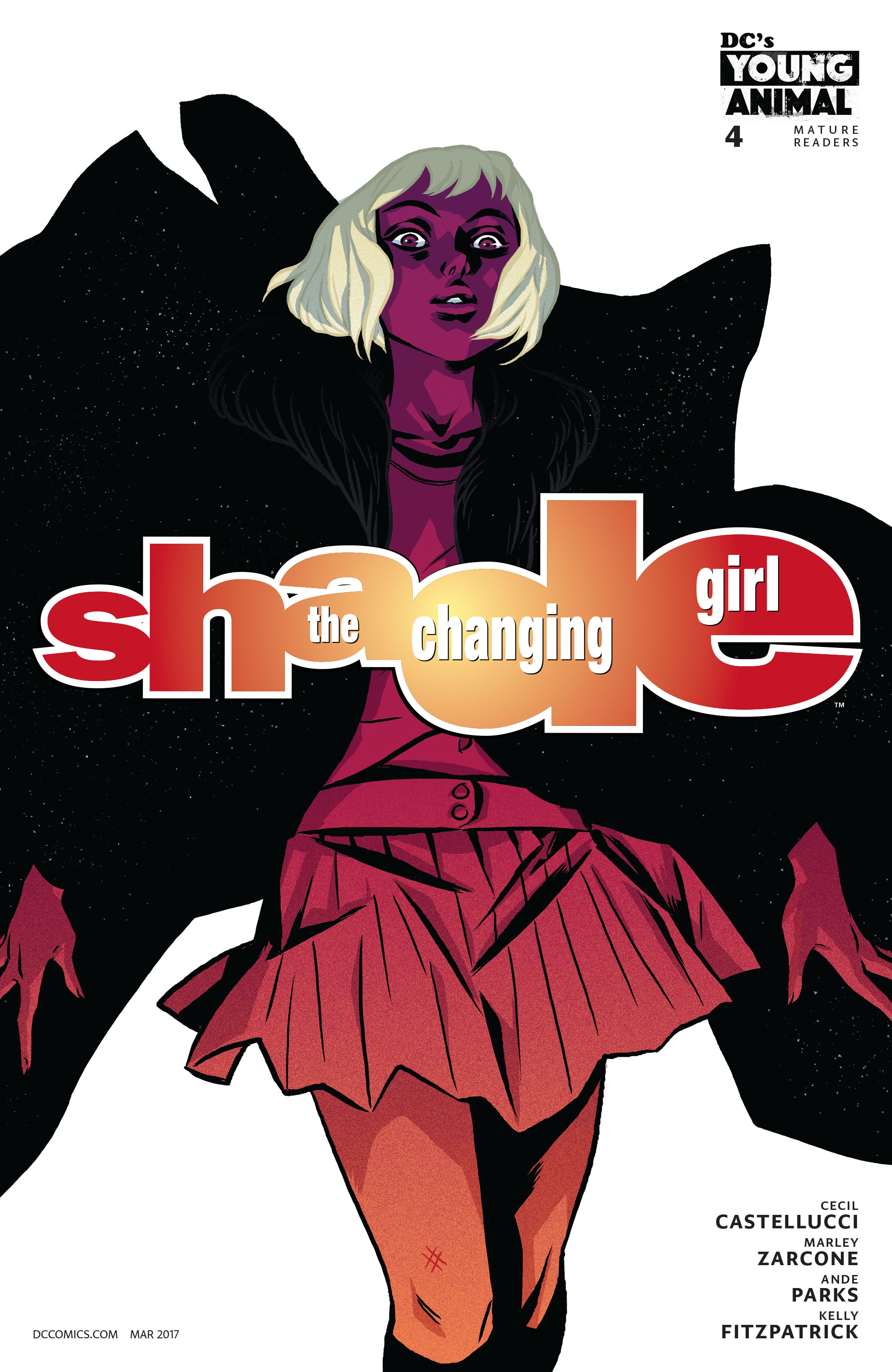 Shade,The Changing Girl(2016-): Chapter 4 - Page Shade,The Changing Girl(2016-)