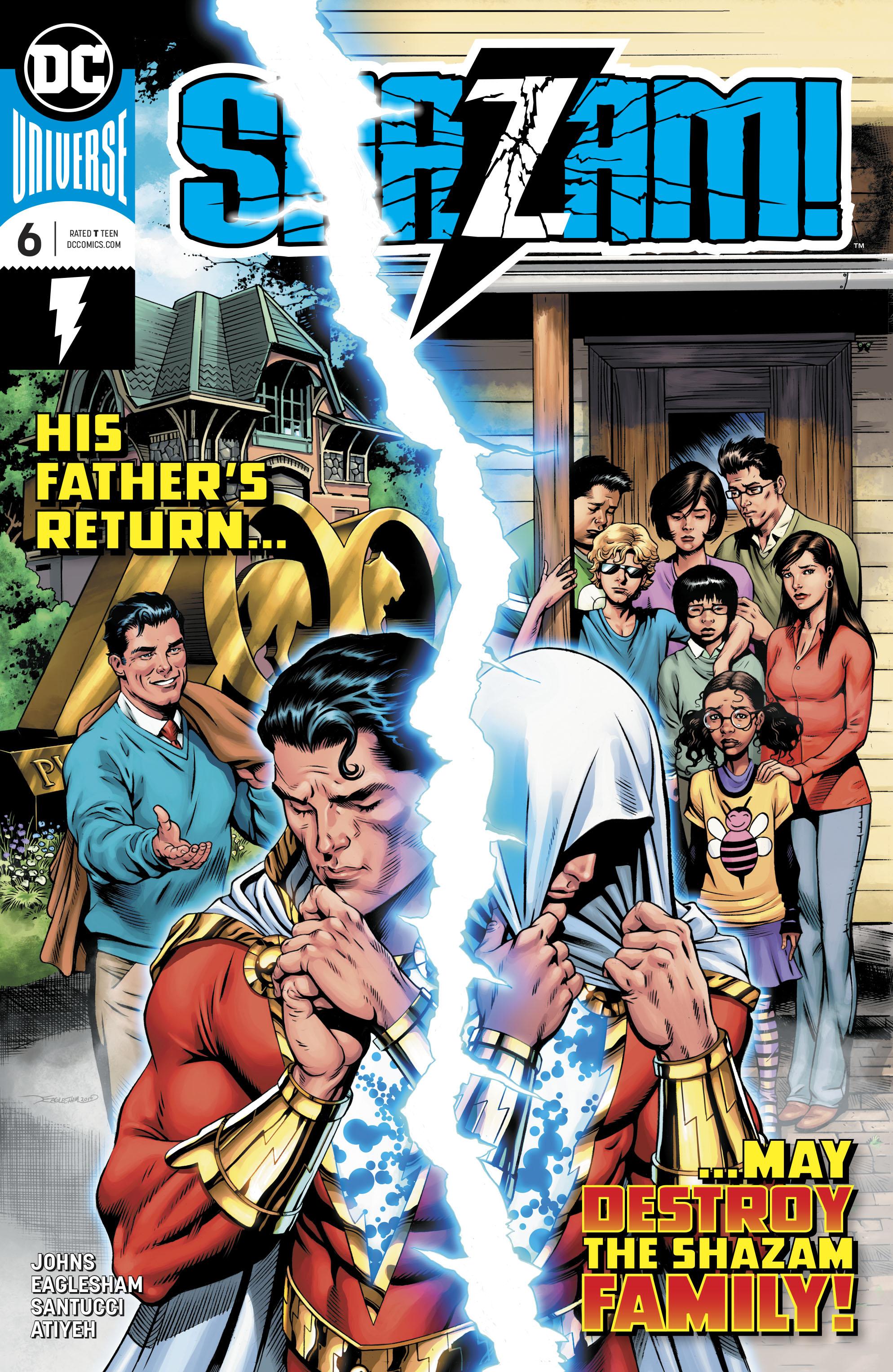 Shazam! (2018-): Chapter 6 - Page 1