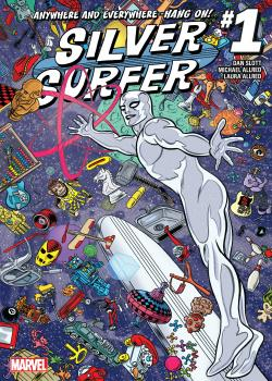 Silver Surfer (2016-)