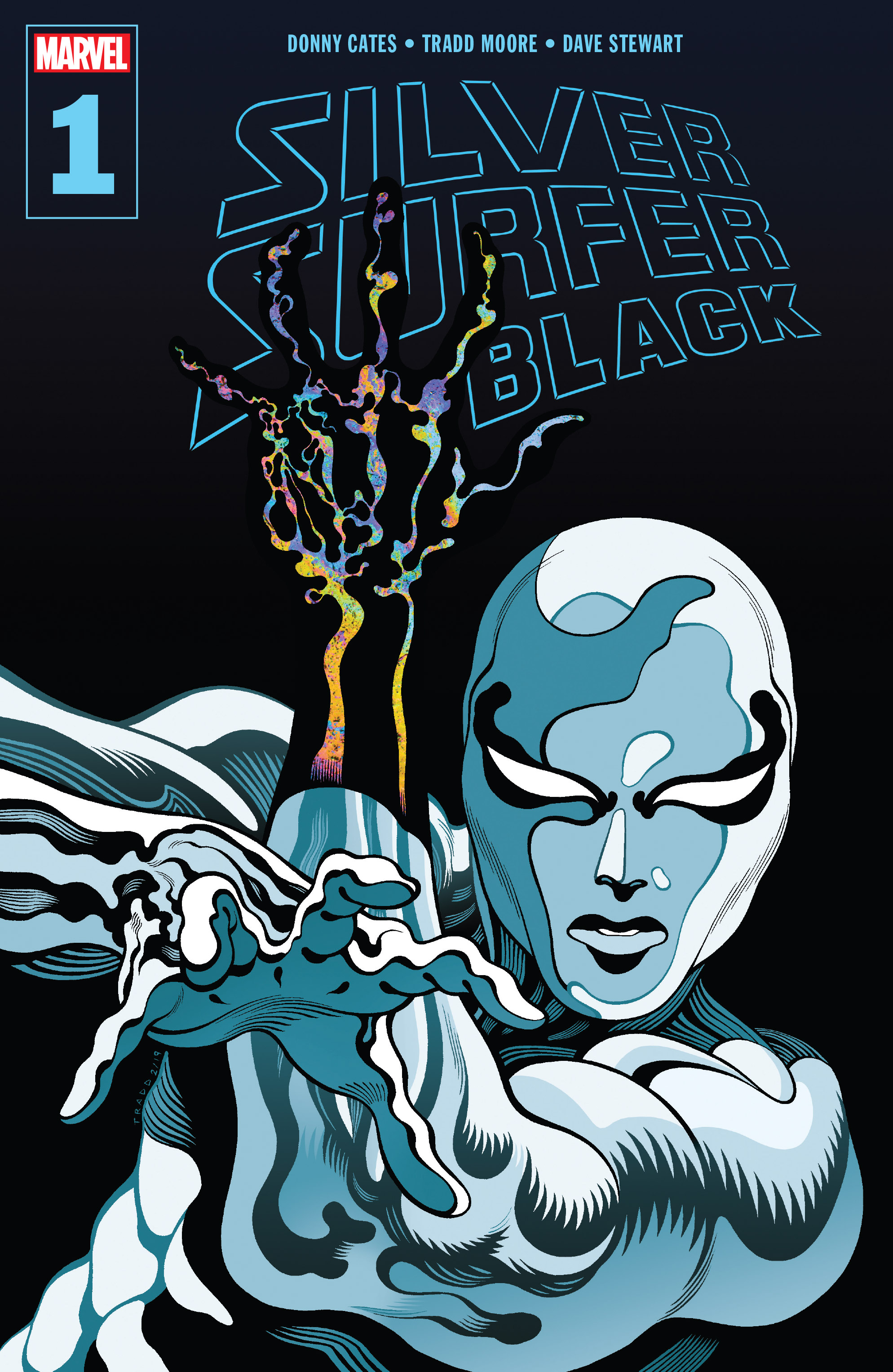 Silver Surfer: Black (2019-): Chapter 1 - Page 1
