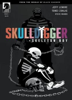 Skulldigger and Skeleton Boy (2019-)