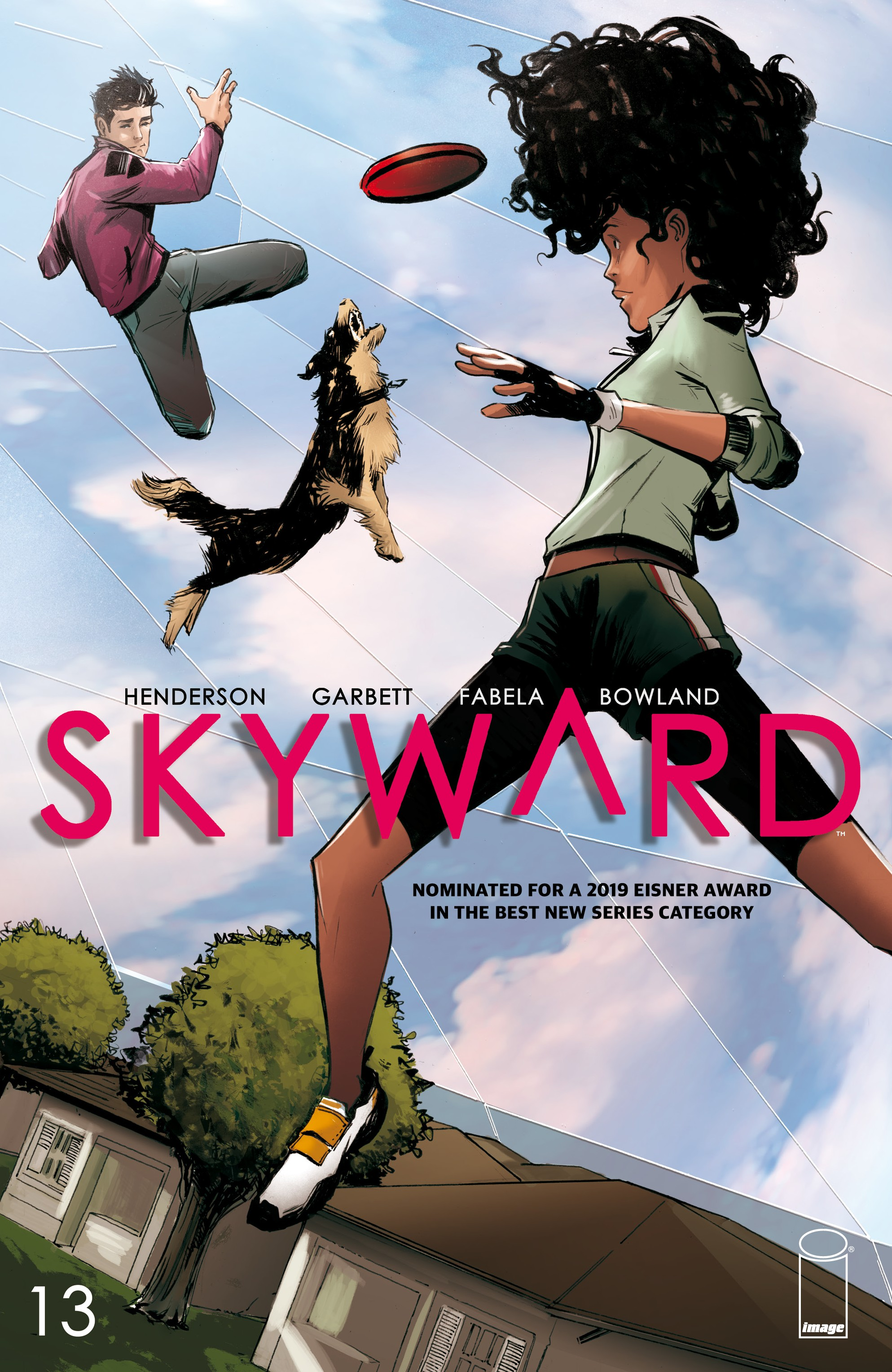 Skyward (2018-): Chapter 13 - Page 1