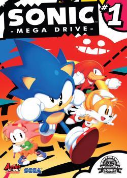 Sonic Mega Drive(2016)