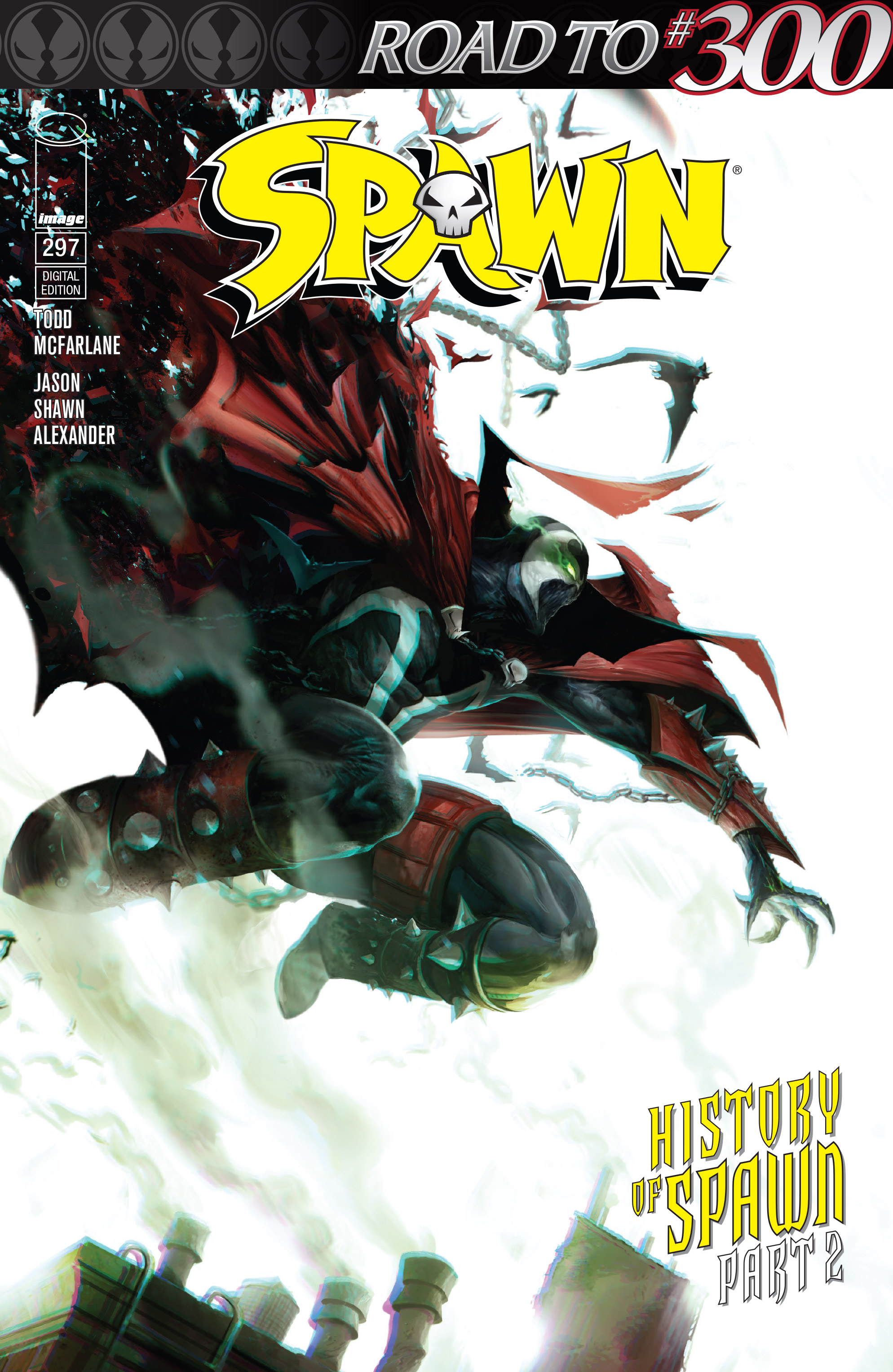 Spawn (1992-): Chapter 297 - Page 1