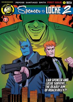 Spencer & Locke 2 (2019-)